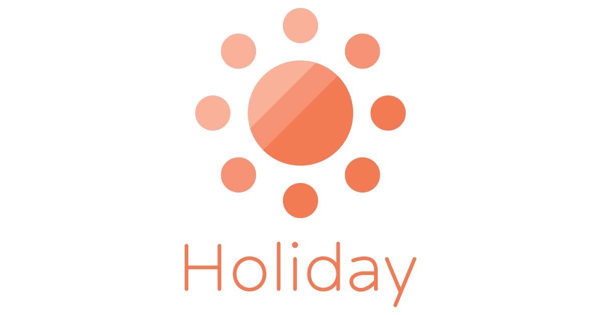 「Holiday おでかけ」の画像検索結果